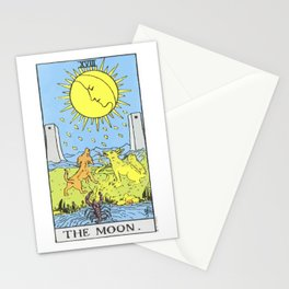 18 - The Moon Stationery Cards