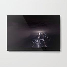 Lightning #1 Metal Print