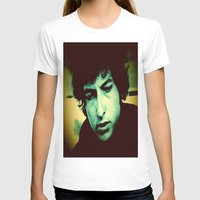 dylan T-shirts featuring Dylan by SLIDE