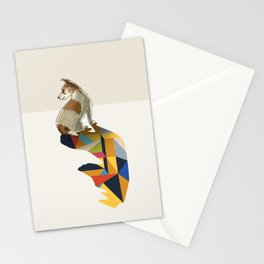 Walking Shadow, Jack Russell Stationery Cards