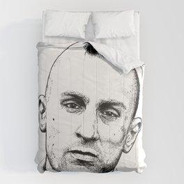 Taxi Driver - Travis Bickle De Niro Comforters