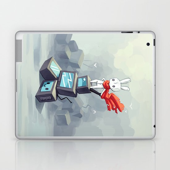 King Of The Hill Laptop & iPad Skin