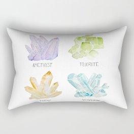 Rock collector Rectangular Pillow