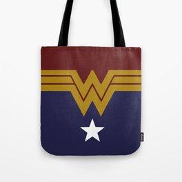 Wonder DC, Woman Tote Bag