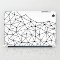 polygon iPad Cases featuring Polygon by Boneva