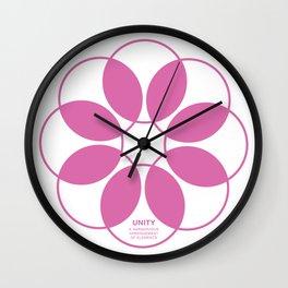 Design Principle EIGHT - Unity Wall Clock
