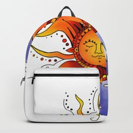 Euphoric Sun in Color Backpack