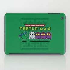 Hero in a Pac-Shell (Leo) iPad Case