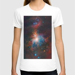 Orion Nebula Space Art T-shirt
