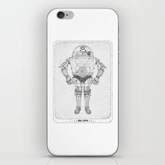 R2 3PO iPhone Skin