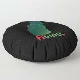 Rockford Proud Floor Pillow