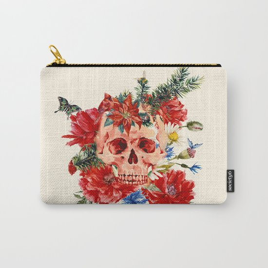 The latest heart is dead Carry-All Pouch
