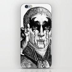 Heavy metal iPhone Skin