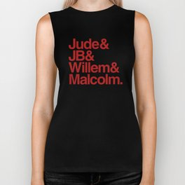 A Little Life Book Biker Tank