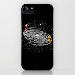 Love Long Distance 2.0 iPhone Case