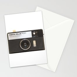 Instamatic Camera Stationery Cards