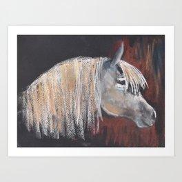 Horse 5 ing Art Print