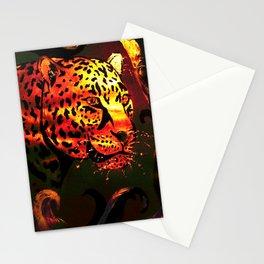 Metallic Glow Stationery Cards