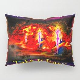 Heavenly apparition  - Take It Easy Pillow Sham