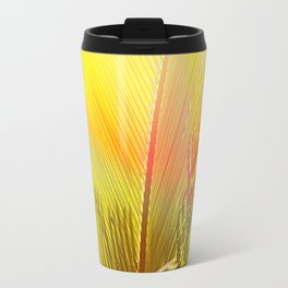 Super Sunny Palm Travel Mug