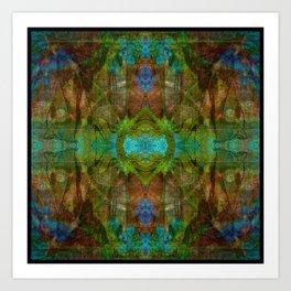 Melonium Deo Art Print