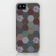 I Love Hexagons Slim Case iPhone (5, 5s)
