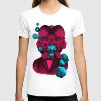 predator T-shirts featuring PREDATOR by DIVIDUS