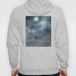 Sailing in the Dark Seas Hoody