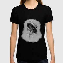Camila Gray Sketch T-shirt