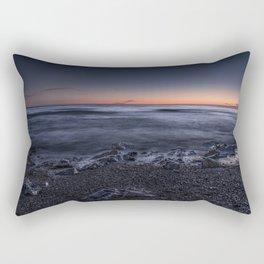 Black Sands Rectangular Pillow