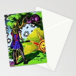Starry Wonderland Stationery Cards