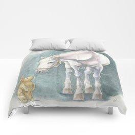 Velveteen Rabbit Comforters