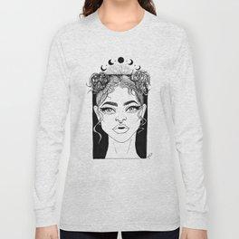 Lunar Queen Long Sleeve T-shirt