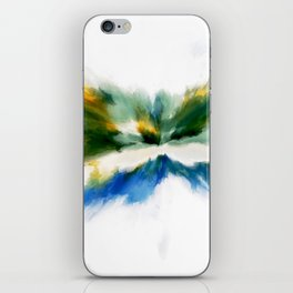 Serenity Abstract iPhone Skin