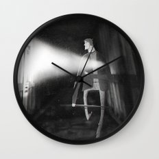 James Sunderland from Silent Hill 2 Wall Clock