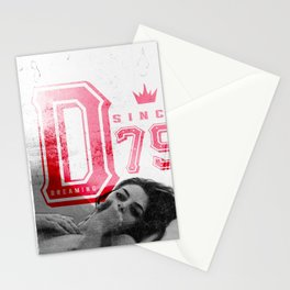 D CV Stationery Cards