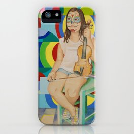A Composition for Kandinsky iPhone Case