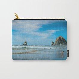 Picturesque Oregon Coastline Carry-All Pouch