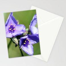 Spiderwort Stationery Cards
