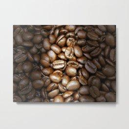 Coffee Beans! 3 Metal Print