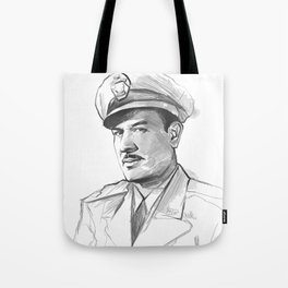 Legends: Infante Tote Bag