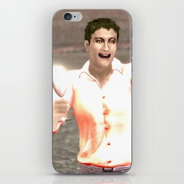 SquaRed: Smile iPhone Skin