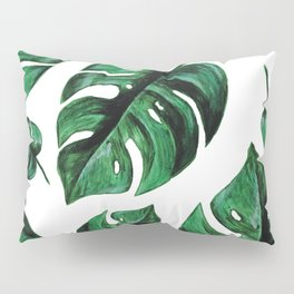 Philodendron Pillow Sham