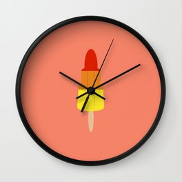 The Rocket Ice Cream Wall Clock