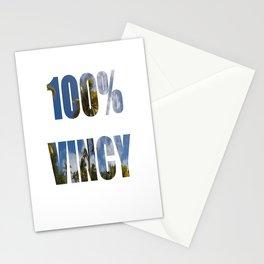 100% Vincy Stationery Cards