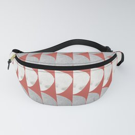 Abstract background 111 Fanny Pack