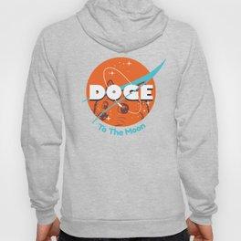 Doge Nasa Variant (To The Moon!) Hoody