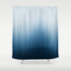 ABSYNTH Shower Curtain