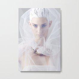 The Fashion Body Metal Print