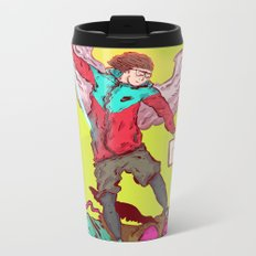 Hypeangel Metal Travel Mug